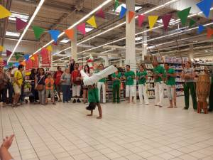 Demonstration Capoeira Carrefour Beaulieu (28)