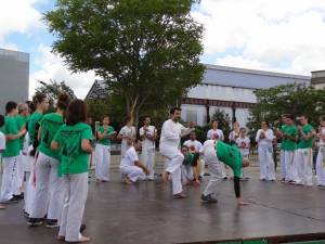 Demonstration Capoeira Fete Du Sourire (12)