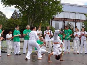 Demonstration Capoeira Fete Du Sourire (13)