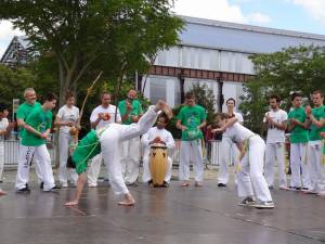 Demonstration Capoeira Fete Du Sourire (14)