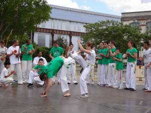 Demonstration Capoeira Fete Du Sourire (15)