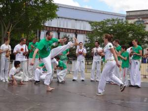 Demonstration Capoeira Fete Du Sourire (16)