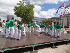 Demonstration Capoeira Fete Du Sourire (17)