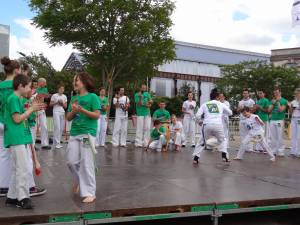 Demonstration Capoeira Fete Du Sourire (6)