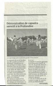Presse Articles Capoeira (2)