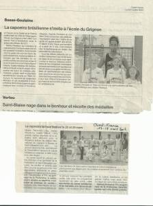 Presse Articles Capoeira (4)