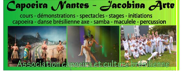 Capoeira Nantes Jacobina Arte