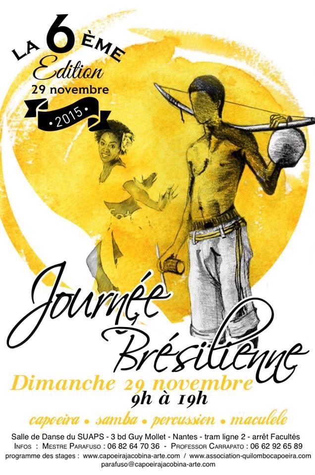 6 eme journee bresilienne 2015