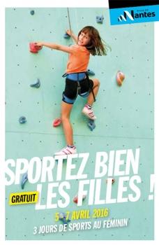 Sportez bien les filles