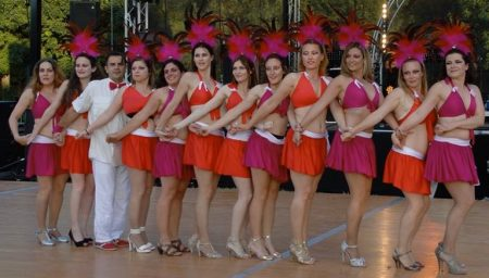 Danse bresilienne nantes