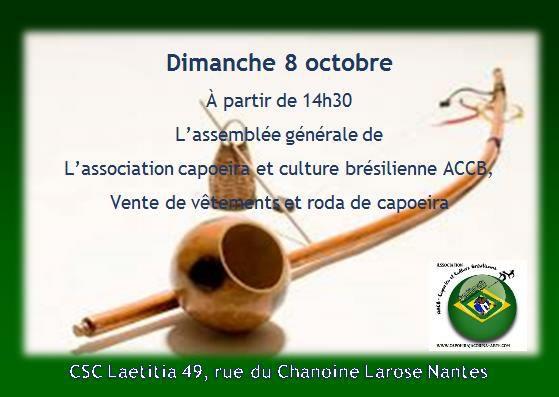 Capoeira Nantes - Jacobina Arte