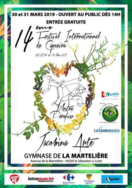 festival capoeira nantes 2019