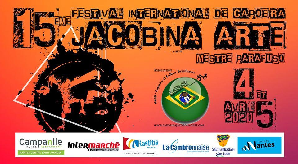 15ème Festival Capoeira ACCB / Jacobina Arte