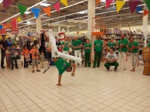 Demonstration Capoeira Carrefour Beaulieu (54)