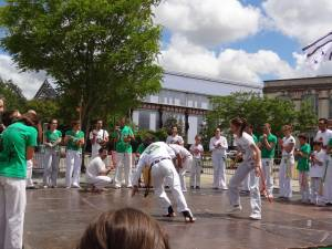 Demonstration Capoeira Fete Du Sourire (10)