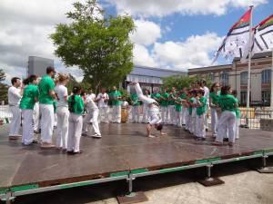 Demonstration Capoeira Fete Du Sourire (17)