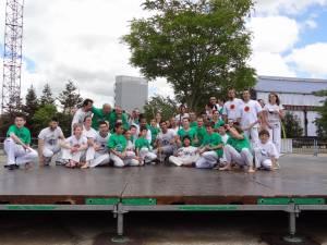 Demonstration Capoeira Fete Du Sourire (18)