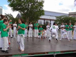 Demonstration Capoeira Fete Du Sourire (6)