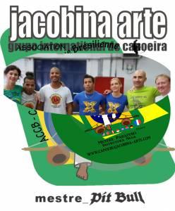 Jacobina Arte Logo