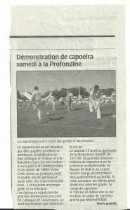 Presse Articles Capoeira (2)