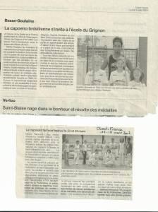 Presse Articles Capoeira (4)